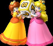 MP9 Peach and Daisy