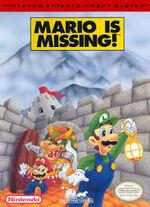 Mario is missing-NES