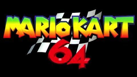 Rainbow Road - Mario Kart 64