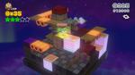 SM3DW Screenshot Kapitän Toad und die Gruselvilla