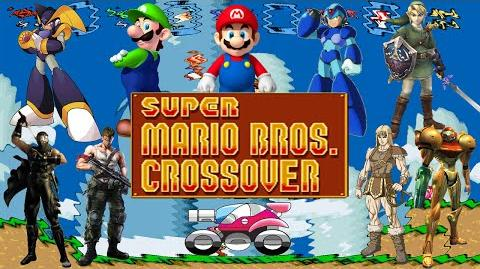 Video - Super Mario Crossover - ALL OF THEM IN ONE GAME