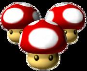 Triple champignon - MKDD