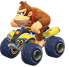 MK8 Sprite Donkey Kong
