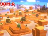Monde 4 (Super Mario 3D World)