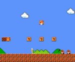 SMB World 1-1 NES 3