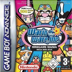 WarioWare, Inc Minigame Mania