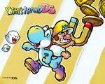 Bebé Wario y Yoshi- Yoshi island DS