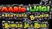 Mario & Luigi- Abenteuer Bowser + Bowser Jr