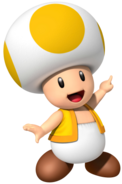 Toad (yellow), Mario Party 9