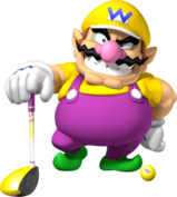430px-Wario Artwork - Mario Golf World Tour