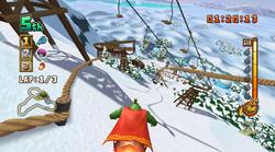 DKJRW Screenshot Tiefschneegipfel