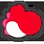 Icône Yoshi rouge Ultimate