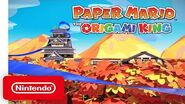 Learn all about the World of Paper Mario The Origami King! - Nintendo Switch