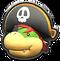 MKT Icône Bowser Jr. (pirate)