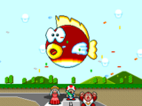 Cheep-Cheep-Ballon