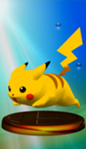 86px-Trofeo Pikachu (Smash) SSBM