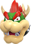 Bowser (head) - MaS