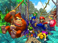 DK's Jungle Adventure - Promotional