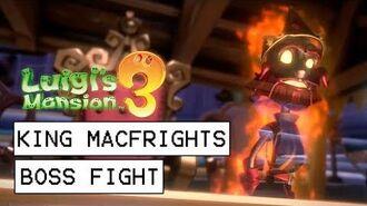 Luigi's Mansion 3 King MacFrights Boss Fight-0