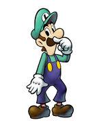 M&L2 Artwork Luigi