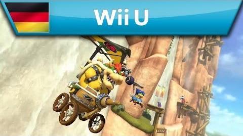 Mario Kart 8 - Trailer Februar 2014 (Wii U)