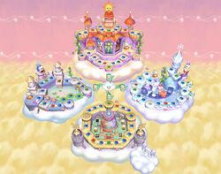 Mparty5 rainbow dream
