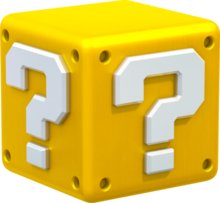 QuestionBlock3DWorld