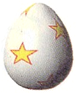 Star Egg art
