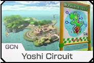 Yoshi Circuit Icon