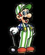 Луиджи NES