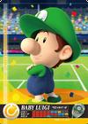 Carte amiibo Bébé Luigi tennis