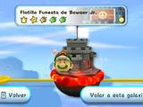 Flotilla Funesta de Bowser Jr.