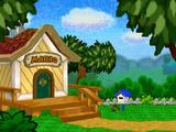 Marios und Luigis Haus