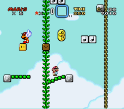 SMW Screenshot Gnarly