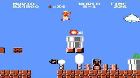 Super Mario Bros. - World 5-1