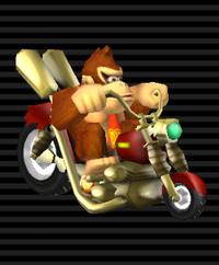 Wario Custom Donkey Kong