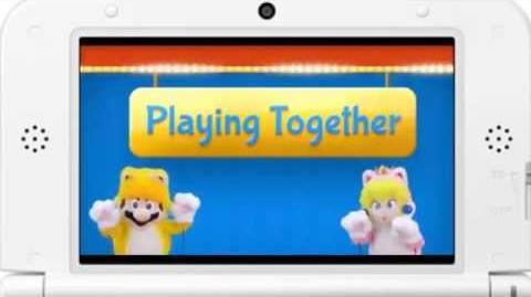EShop EU The Cat Mario Show - Episode 1