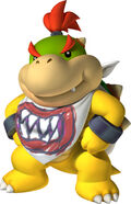 SMG Artwork Bowser Jr