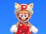 Mario écureuil volant P