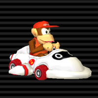 Super Bloups Diddy Kong