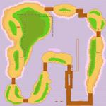Île Cheep-Cheep (parcours)