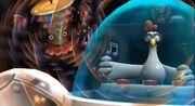 DKCR Screenshot Akkordeon-Tiki