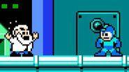 Dr. Light & Mega Man