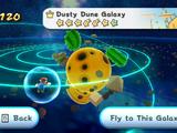 Galaxia Desierto