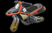 Moto Standard Bowser Skelet 8