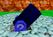SM64 Screenshot Honolulu-Haubitze