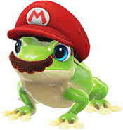 SMO Sprite Frosch