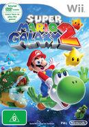 Verpackung Super Mario Galaxy 2 AU