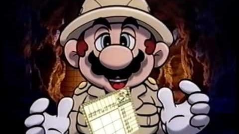 Mario's Picross (Mario no Picross) and Kirby's Dreamland 2 (Hoshi no Kirby 2 ) Japanese store promo