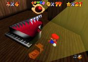 Piano fou